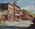Title: Virginia City , Date: circa 1950 , Size: 25x30